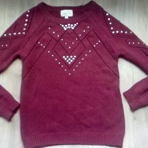 Sabine Women's sweater size Meduim